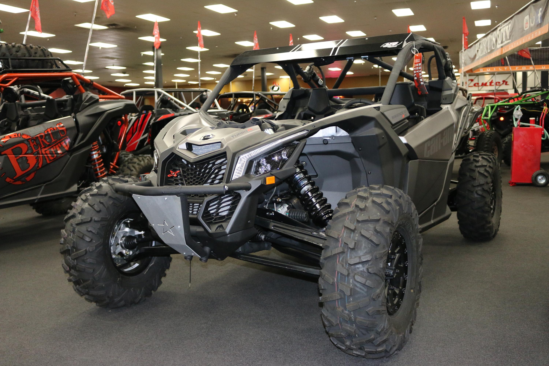 2018 Can Am Maverick X3 Xrs Turbo R Oem Lonestar Build
