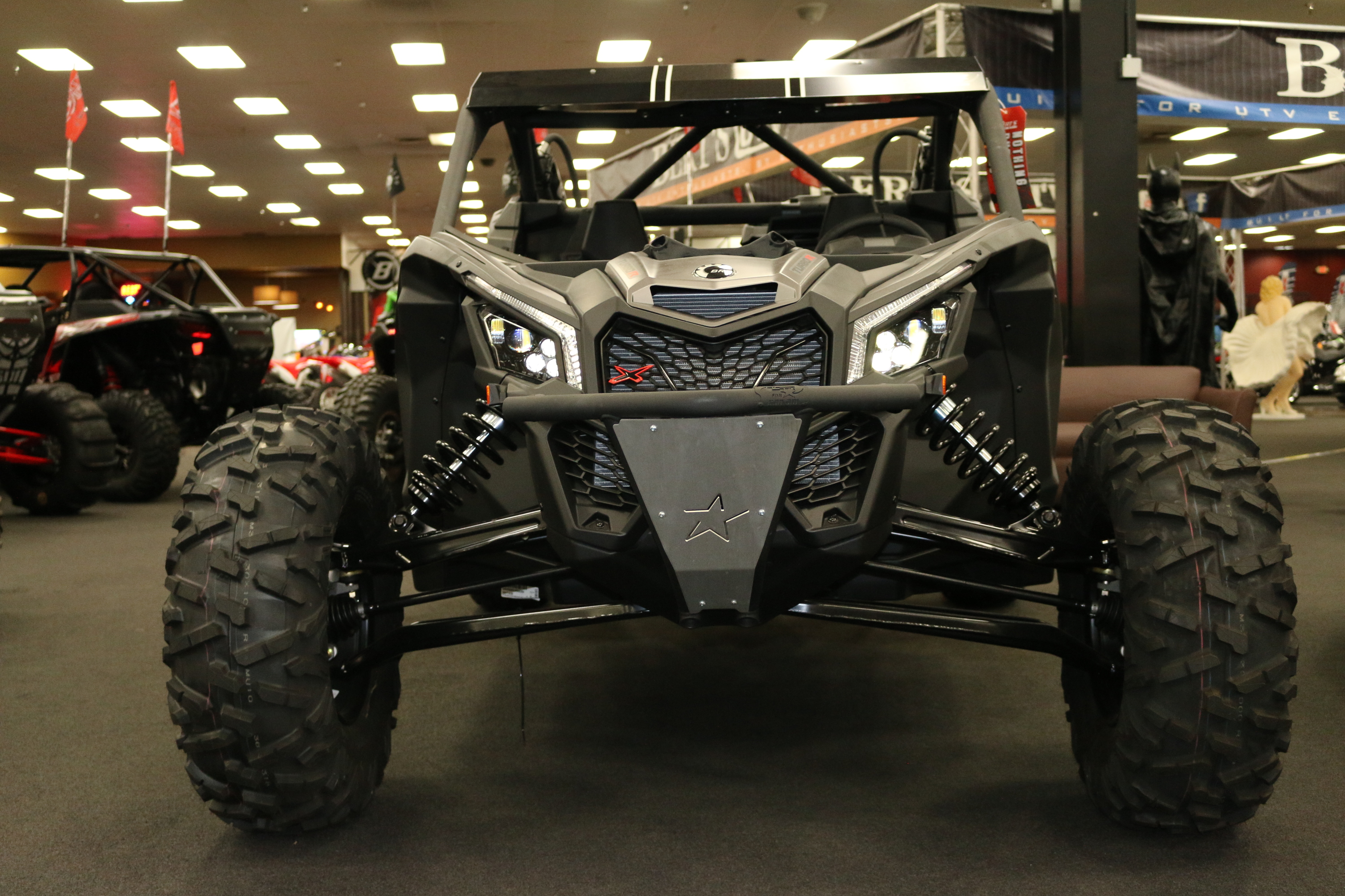 2018 Can Am Maverick X3 Xrs Turbo R Oem Lonestar Build