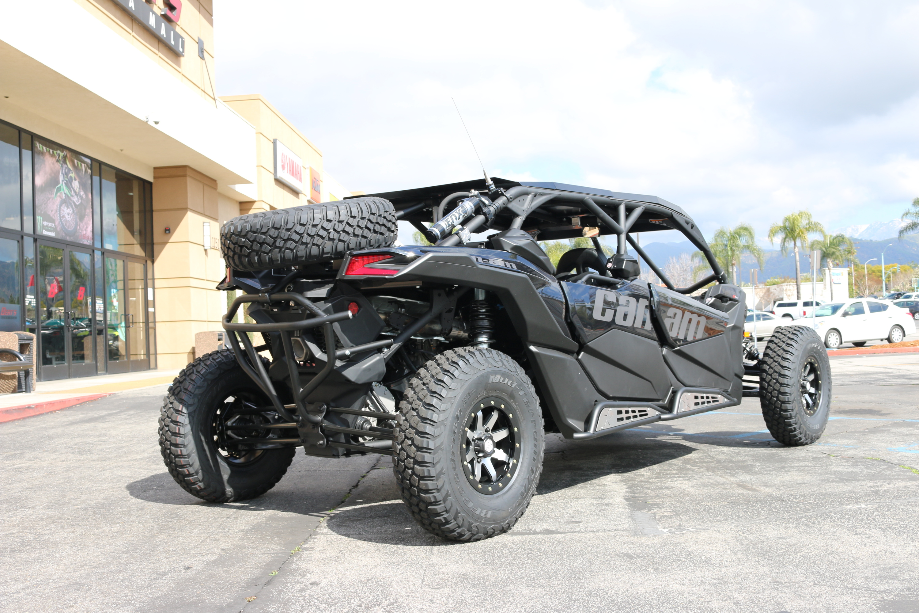 2019 Can Am Maverick X3 Max Xrs Turbo R Black Lonestar Max
