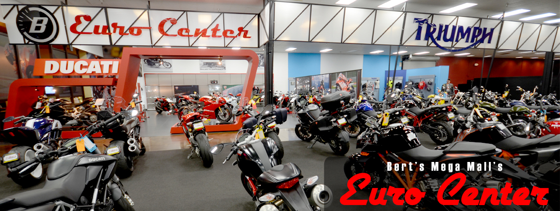 Ducati Motorcycle Dealers Southern California