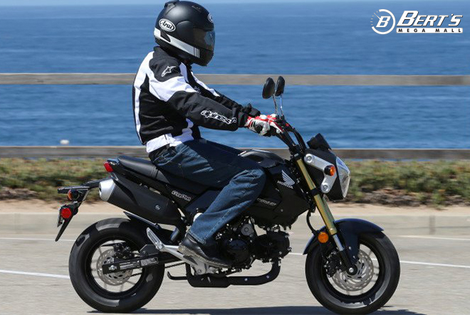 5 Reasons You Need A 125cc Motorcycle | Bert's Mega Mall